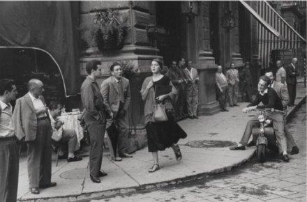American Girl In Italy - Ruth Orkin 1951