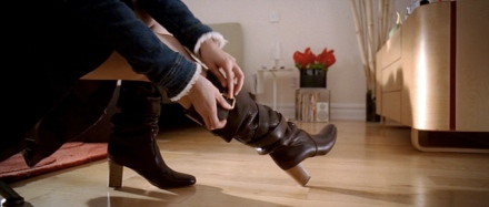 Chloe Paddington Wrap Boots