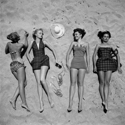 1950's Swim Wear