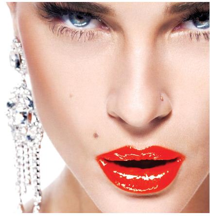 Erin Wasson for Maybelline