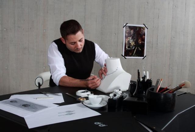 Canturi Jewels Designer Stefano Canturi