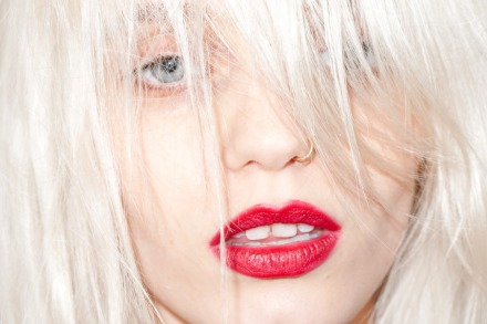 Abbey Lee by terry Richardson